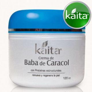 Kaita Snail Cream Crema Baba de Caracol