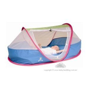 Pea Pod Baby Toddler Tent Camping Bed Travel Cot Holidays Bag