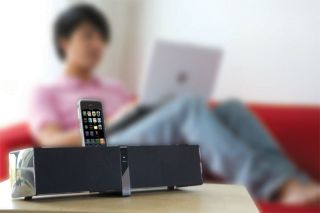 Creative Ziisound D5 Wireless Multimedia Speaker for iPod Touch iPhone