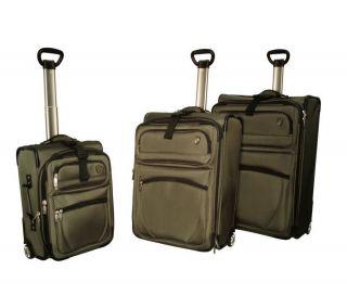 Heys Ballistica Lite2   3 Piece Luggage Set —