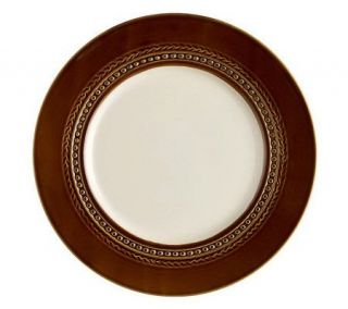 Paula Deen Signature Southern Charm Dinner Plates   4 Pack —