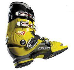 Crispi CXR Telemark Ski Boots Size 28 UK9