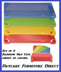Daycare Nap Cots Child Care Sleeping School Cot Bed
