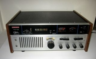 COURIER CENTURION SSB BASE STATION 23 CHANNEL CB RADIO SINGLE SIDE