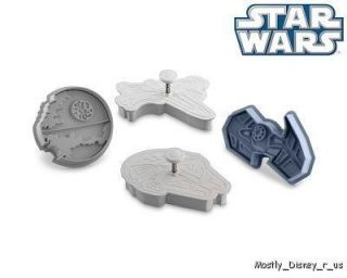New Star Wars Cookie Cutters Heroes Villains or Vehicle