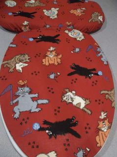 Toilet Seat Lid Tank Lid Cover Cat Kitten Funny Feline
