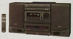 Samsung MAX345 HiFi Compact Stereo System —