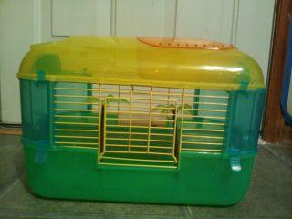 Hamster Gerbil Hermit Crab Cage House Habitat 15 x 10 x 10 5