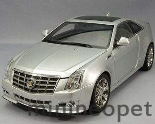 description model cadillac cts coupe 1 18 g005 opening hood doors