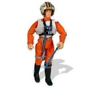 Star Wars Collector Series   Luke Skywalker 12 Figure —