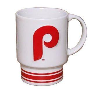 Philadelphia Phillies Cooperstown Collection Retro Ceramic Coffee Mug