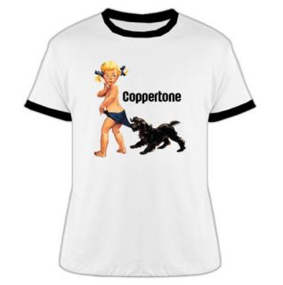 Coppertone Girl Mascot T Shirt