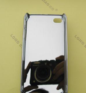 Handmade New Skull Diamond Bling Crystal Case Cover for iPhone 4 4G 4S