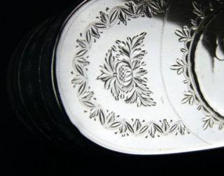 19hC GEORGIAN SOLID SILVER SNUFF BOX, WILLIAM CROWDER, LONDON c.1804