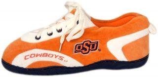 Oklahoma State SLIPPERS Cowboy SLIPPERS Shoes NCAA College Team Shoes