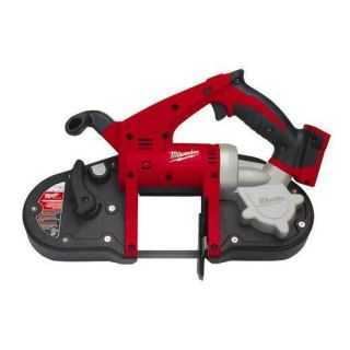 MILWAUKEE TOOL 18 VOLT COMPACT CORDLESS BANDSAW TOOL ONLY 2629 20