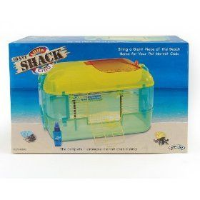 Super Pet Giant Little Crab Shack Habitat Hermit Crab