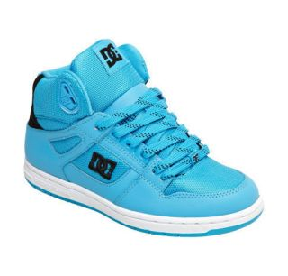 Dc Rebound Hi Skate Shoes Womens