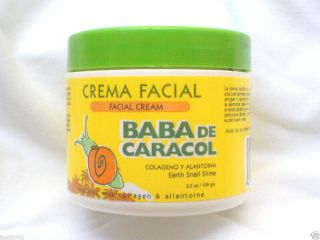 Crema Baba de Caracol Snail Cream X2 Jars