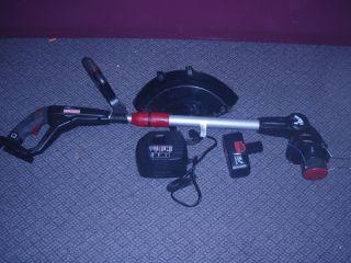 Craftsman 19 2 Volt String Trimmer Cordless System WOW