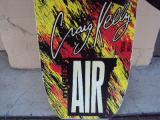 vintage burton craig kelly mystery air 1990