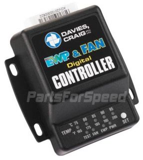 Davies Craig 8020 Electric Water Pump Fan Controller