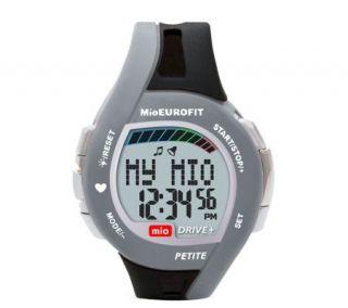 MIO Womens Drive Petite Heart Rate Monitor Watch —