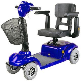 New CTM HS 290 4 Wheel Micro Mobility Power Scooter B