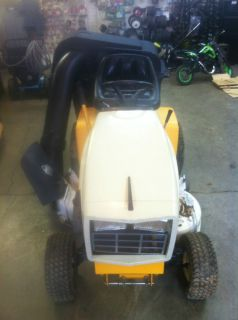 Cub Cadet 1320 w Kohler Command 12 5 HP Engine and 38 Deck and Bagger
