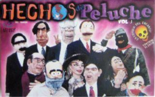 Hechos de Peluche Vol I La Cumbia Del Encanto Warner
