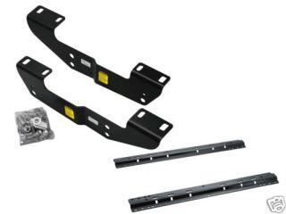 Reese 50064 58 Custom Install Bracket Kit w Rails GMC