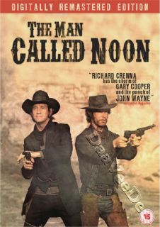 The Man Called Noon New PAL Classic DVD Richard Crenna