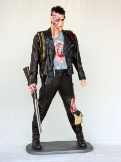 Cyborg Assasin Resin Figure Statue 6 ft Like Terminator Life Sized