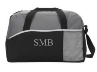 Personalized Gym Bag Sports Duffle Travel Carry on Groomsmen Gift