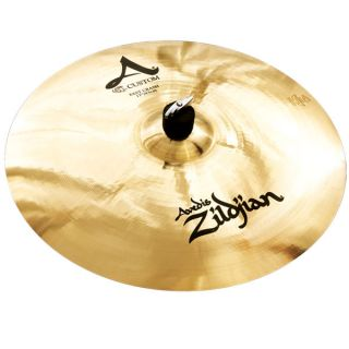 20533 A CUSTOM 17 INCH FAST CRASH DRUMSET CYMBALS W/ BRIGHT SOUND NEW