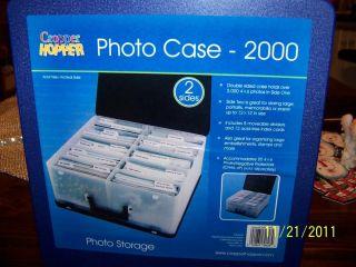 Cropper Hopper Photo Case Blue Stores Over 2000 Photo