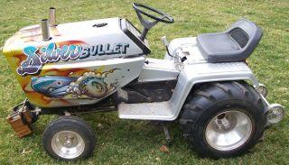 Cub Cadet Lawn Garden Pulling Tractor Mower 582