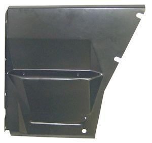 Goodmark Inner Fender Passenger Side EDP Coated Steel