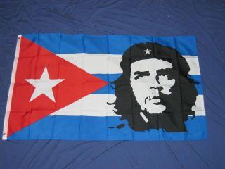 3x5 Che Guevara Cuban Flag New Cuba Flags Banner F603
