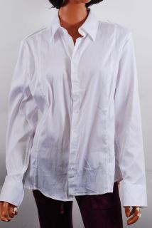Craig Taylor Womens Dress Shirt $180 Sz L 0812ZCW9