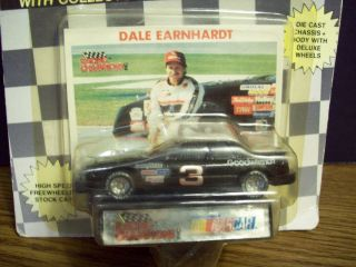 Dale Earnhardt Sr 1990 GM GOODWRENCH RACING CHAMPIONS diecast car VERY