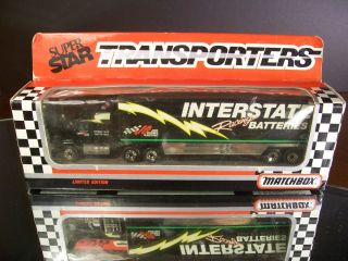 Dale Jarrett 18 Interstate Batteries 1992 1 87 Mack Racing Team