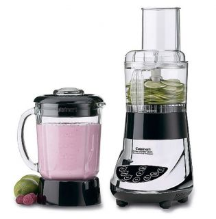 Cuisinart SmartPower Duet Blender Food Processor CBFP 703CH Chrome