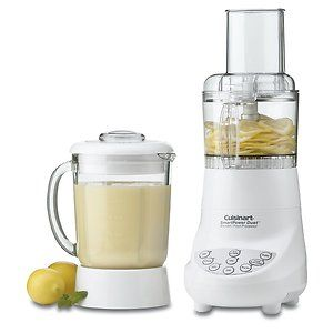Cuisinart Duet Blender Food Processor Free U s Shipping