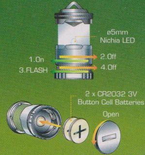 Quality LED Bivouac Hiking Camping Outdoor Light Lantern Tent Light