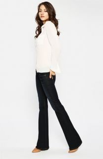 Paige Skyline Bootcut Stretch Jeans