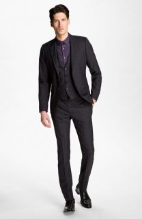 Paul Smith London Sportcoat, Vest, Dress Shirt & Trousers
