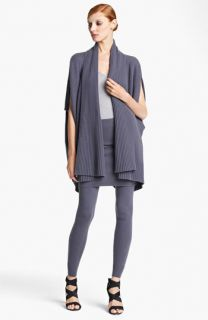 Donna Karan Collection Cardigan, Miniskirt & Leggings