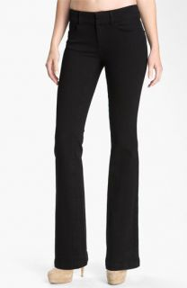 Paige Kennedy Bootcut Stretch Jeans (Black Ink)