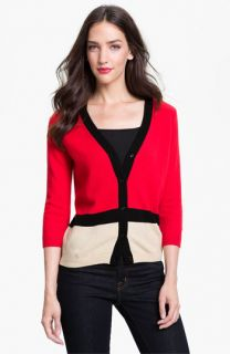kate spade new york thandie merino wool cardigan